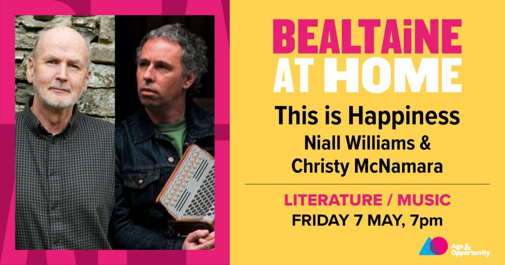 Bealtaine Event This is Happiness